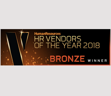 Best recruitment firm, Banking & Financial Services, Bronze HR Vendors of the year awards Hong Kong, 2018