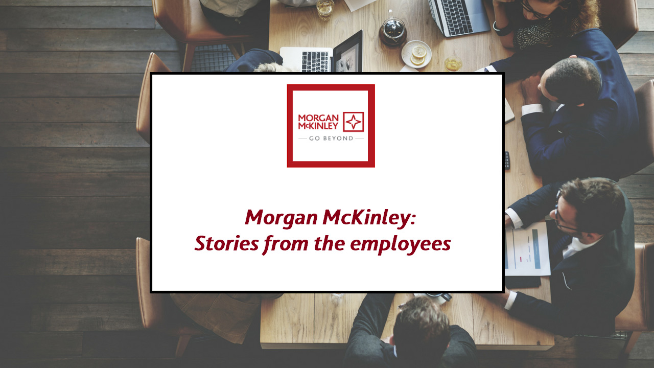 Stories from the employees