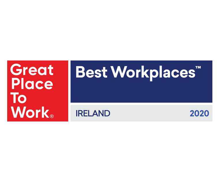 Best large workplaces in ireland-great place to work-2020