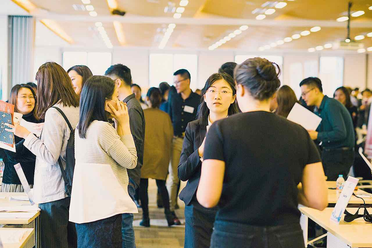 Shanghai NYU Spring Career Fair | Morgan McKinley Careers