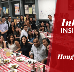 Summer in Hong Kong - my intern experience