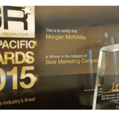 Award Win for Best Marketing Campaign