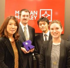 Accountancy and Finance Team win big in Japan