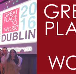 Success at the Great Places to Work Awards!
