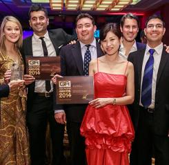 Morgan McKinley Asia Pacific wins at the Global Recruiter Awards