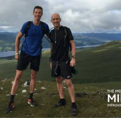 UK COO endures the Scottish Highlands