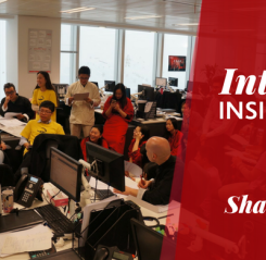 Intern Insights from Shanghai