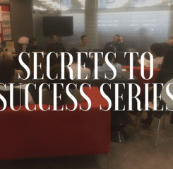 Secrets to success series