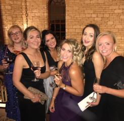 London People Team, UK Christmas Party 2018